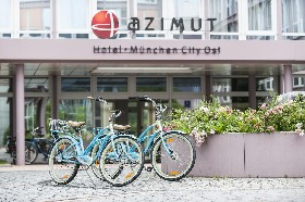 Azimuth Munich City East